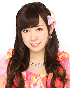 渡辺美優紀 - NMB48 チームBII(AKB48 チームB兼任)